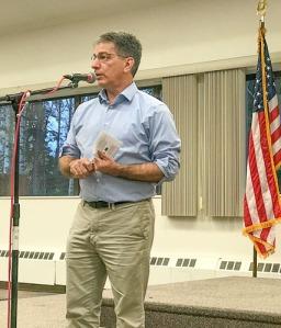 Mayor Ethan Berkowitz
